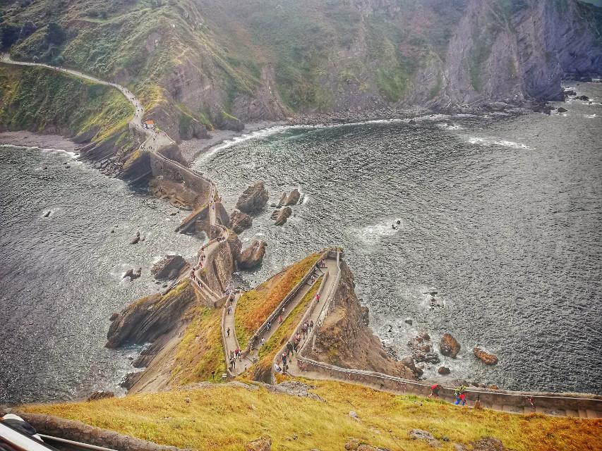 #stairs  #sea #landscape #gamesofthrones  #freetoedit