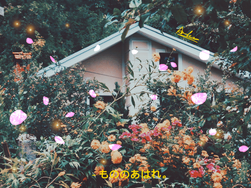 Mono no aware  Thank you to @lily1424  for the beautiful free to edit pic! 😊 This is the link to the original and unedited one: https://picsart.com/i/276344171028201  #edit #editing #aestheticedit #aesthetic #editedwithpicsart #drawon #nature #aestheticnature