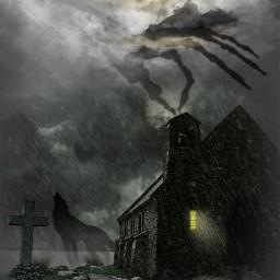 freetoedit background backgrounds halloween horror
