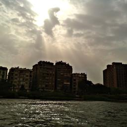 freetoedit egyptbeauty nileriver panorama