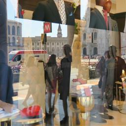 milan reflections shopping