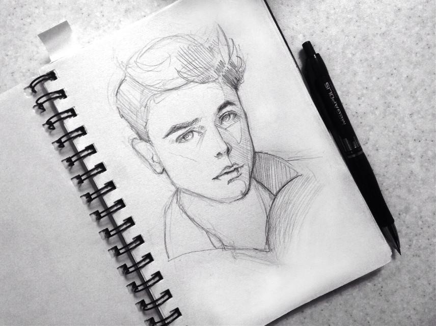 #drawing #art #sketch 5-minutes sketching #FreeToEdit