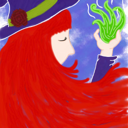 freetoedit drawstepbystep witch dcwitches witches