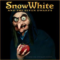 freetoedit evilwitch snowwhite poisonapple magicfx ircfineartfridaypp