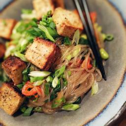vegan vegetarian noodles noodlebowl bowlfood