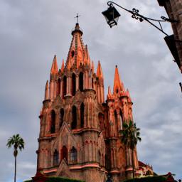 pcbeautifuldays beautifuldays guanajuato sanmigueldeallende iglesiacatolica pcurbanphotography pcfacades