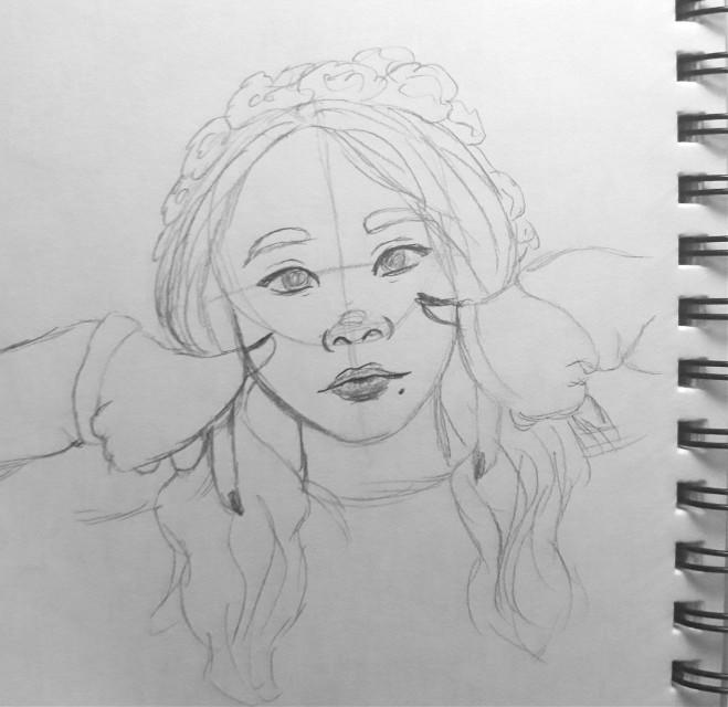 I'm just like TT🎶 So I'm going to be posting a lot more sketches because I enjoy them so yea   #freetoedit #kpopfanart #kpop #art #drawing #myart #mydrawing #fanart #twice #chaeyoung