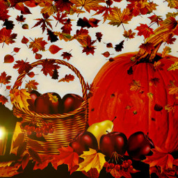 freetoedit halloween pumpkin autumn lantern irctheperfectpumpkin