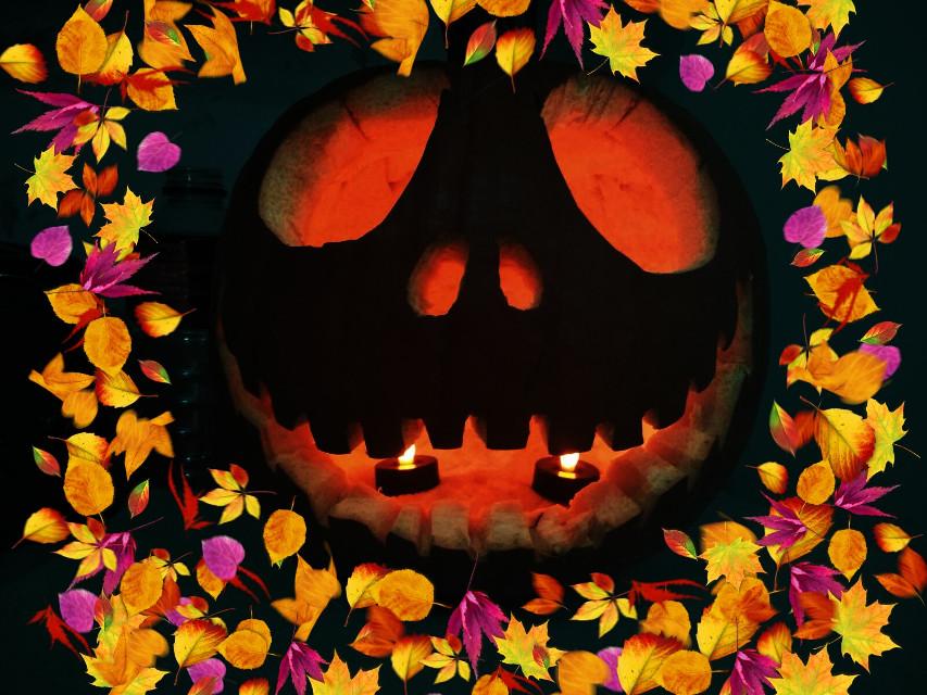 #freetoedit #halloween #pumpkin #jackolantern