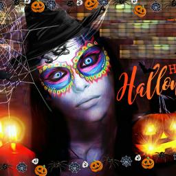 freetoedit halloween happyhalloween halloween2018 srchappyhalloween