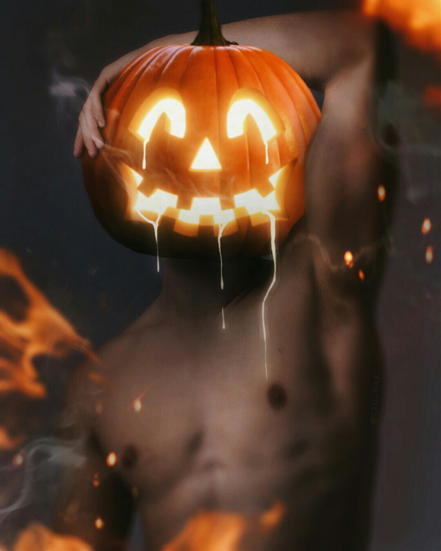 Instagram @vio_emy   #halloween