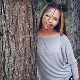 lilly diy makeuplover makeupart mask freetoedit