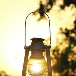 freetoedit halloween lantern picsart