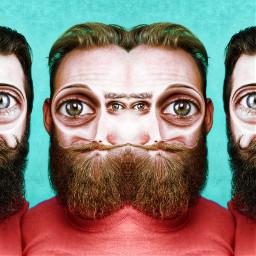 freetoedit beards ircmovemberkickoff movemberkickoff