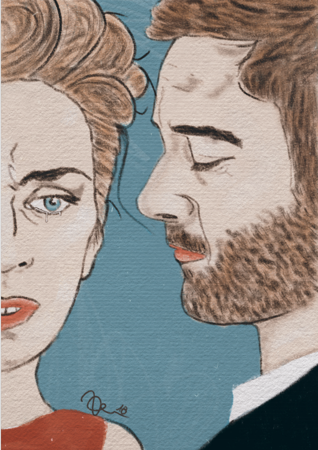 #illustration  #secret #tellherthetruth ##newamsterdam #ryaneggold #lisaohare #fanart #drawing #verucacrews