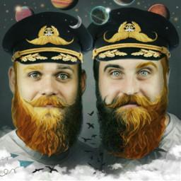 freetoedit movember beards moustaches pilots dayandnight ircmovemberkickoff