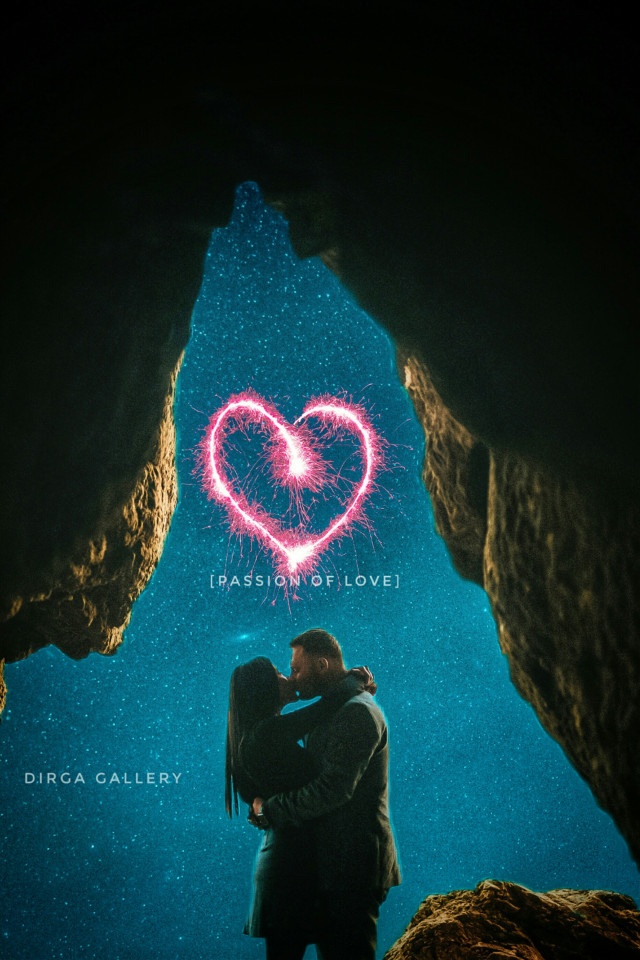 """Passion of Love""  Op: Unsplash  #manipulation #surreal #surrealism #love #couple #myedit #madewithpicsart"