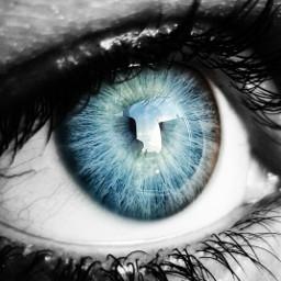 freetoedit blue blueeye eyes eye