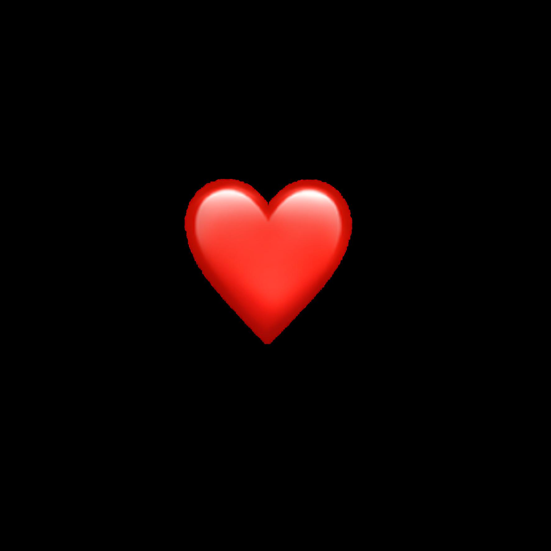 Heart Red Heart Emoji