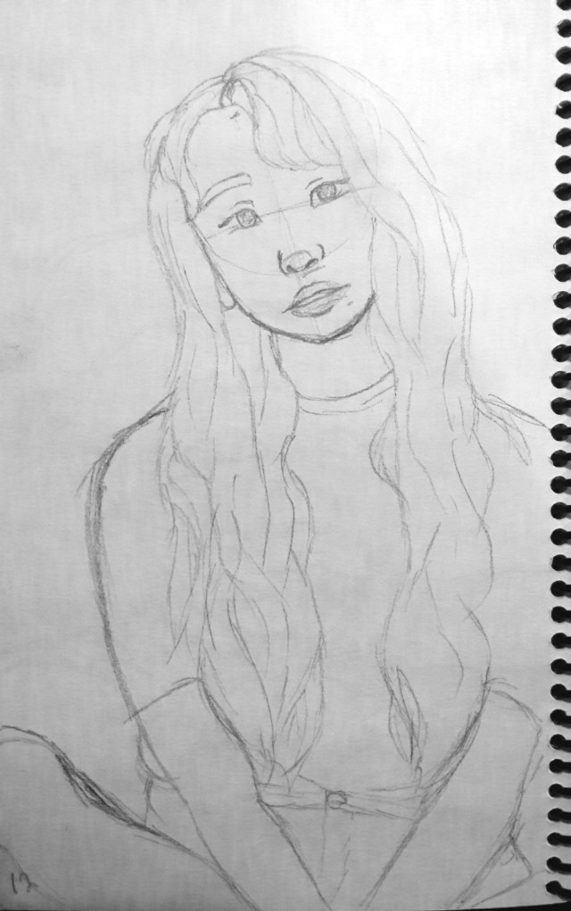 Hey can you guys tell that my ult is Chaeyoung?😂💟 She's just so fun to sketch ✏   #freetoedit #kpopfanart #kpop #art #drawing #myart #mydrawing #fanart #twice #chaeyoung