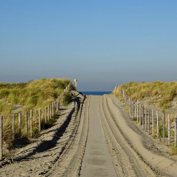 beach dunes bluesky beautifuldays freetoedit
