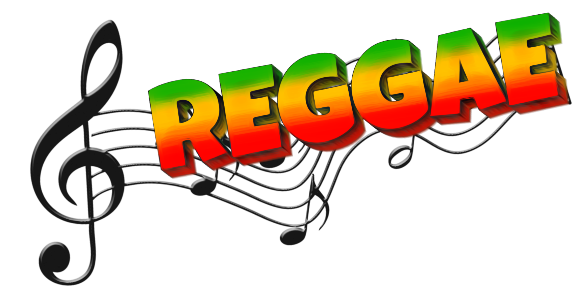 Reggae sticker
