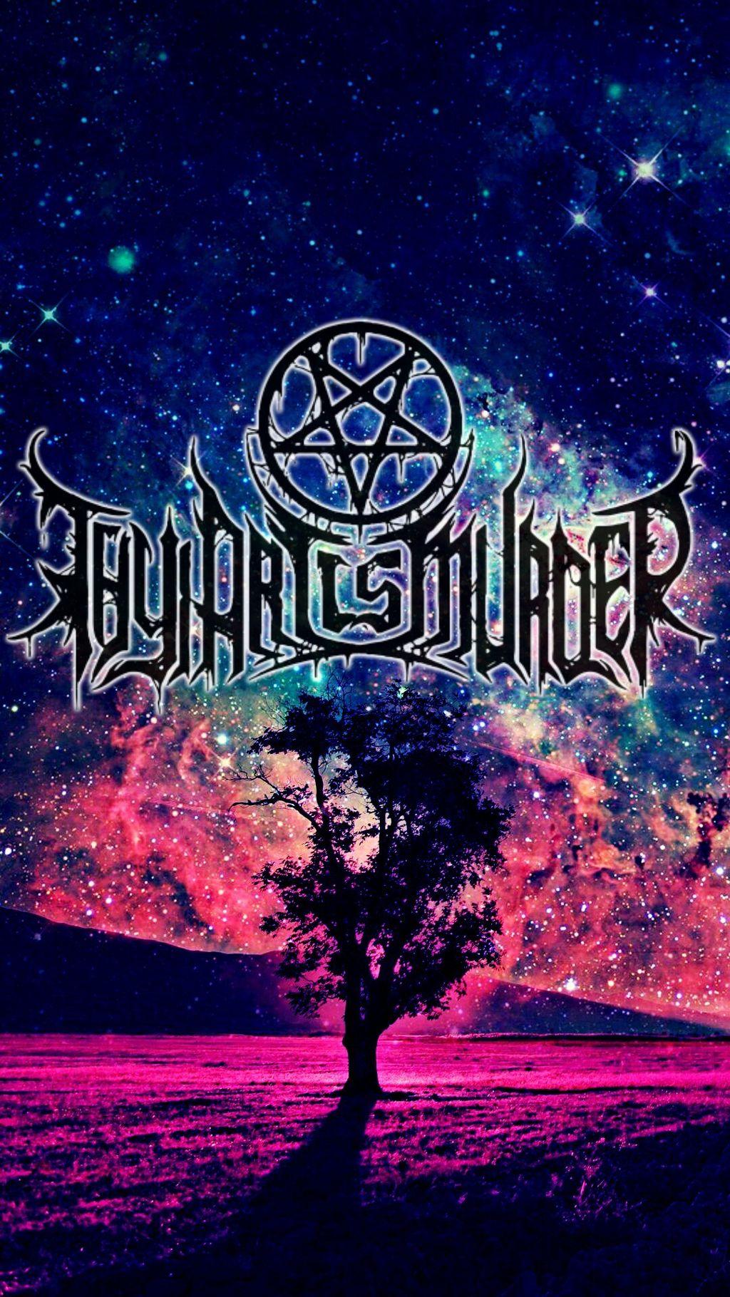 Thy art is murder thyartismurder deathcore metal wallpaper