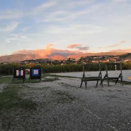chemin archery tiroconarco paisaje micamino pcwindingroads