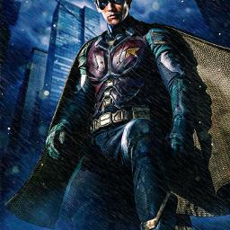 freetoedit dc dccomics batman&robin robinhood