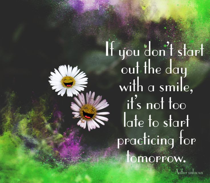 Have a Happy Monday my fellow picsartist's and have a fantastic week ahead #daisy #flower #lightmask #stickers #happiness #quotesandsayings