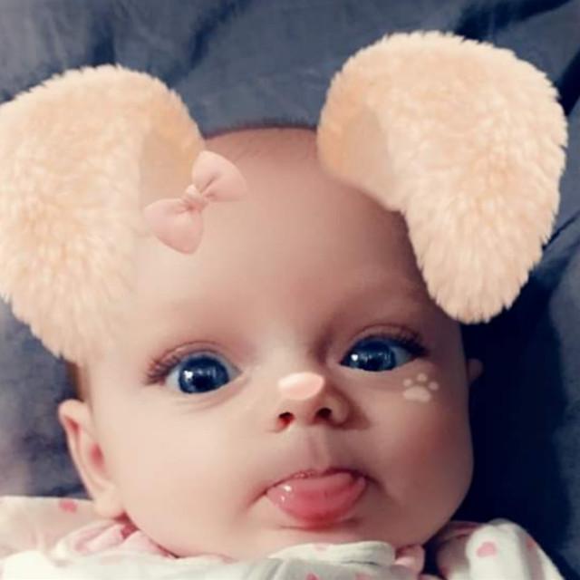 My beautiful granddaughter...Ansley Green...