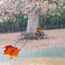 freetoedit seaside fishingspot fishman leaveseastarsnailaloneandsimplydoh