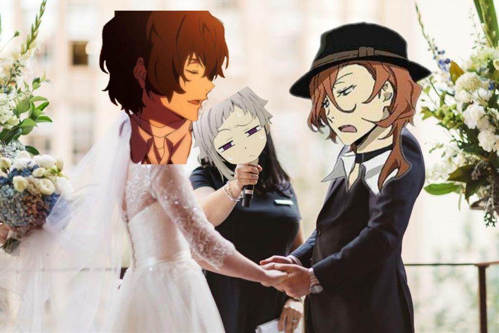 dazai atsushi chuya marriage freetoedit