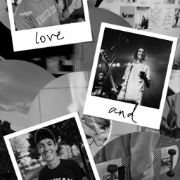 freetoedit withconfidence bands poppunk jaydenseeley withcon music lockscreens