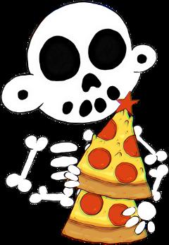 merrycrustmas zanoskull skeleton pizza extracheese freetoedit
