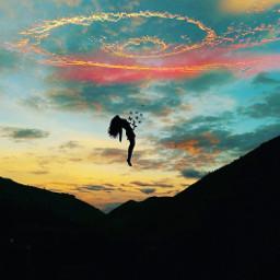 freetoedit editedmyme picsart levitation sunchine ircskyloversdelight
