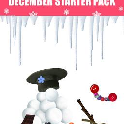 freetoedit ircdecemberstarterpack decemberstarterpack