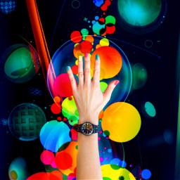 highsaturation freetoedit irccolorfulnails colorfulnails