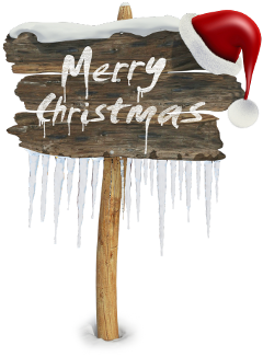 cristmas sign winter outdoors freetoedit
