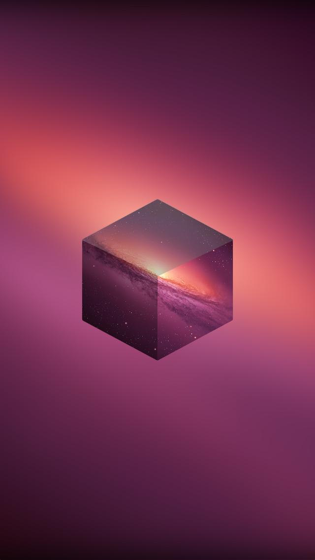 #red #cube #wallpaper #art