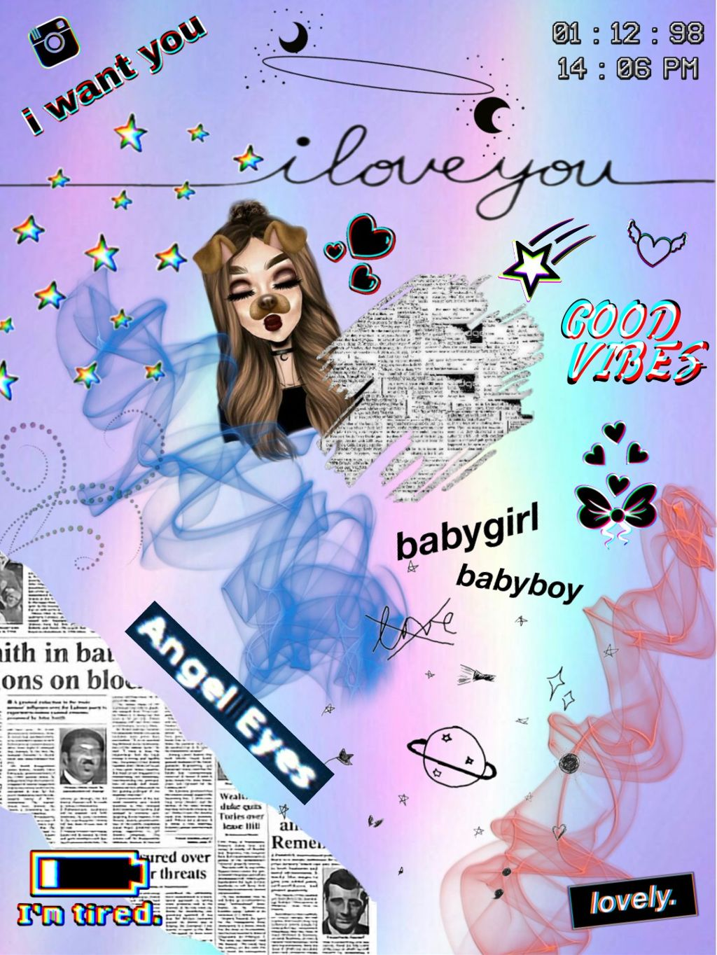 Freetoedit Newspaper Newspapercollage Collage