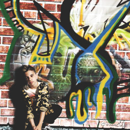 freetoedit graffiti brickwall stormeday ircchristianlalamafanart