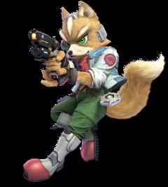 fox starfox nintendo supersmashbrosultimate ssbu freetoedit