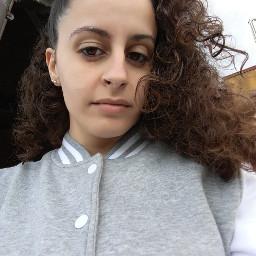 face photo selfie girl hair pcface