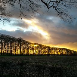 freetoedit heaven clouds sky eveningsky