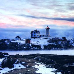 freetoedit winter snow lantern sky