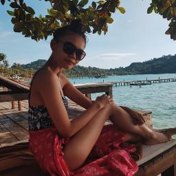 beachlife thailand beachgirl sea travel