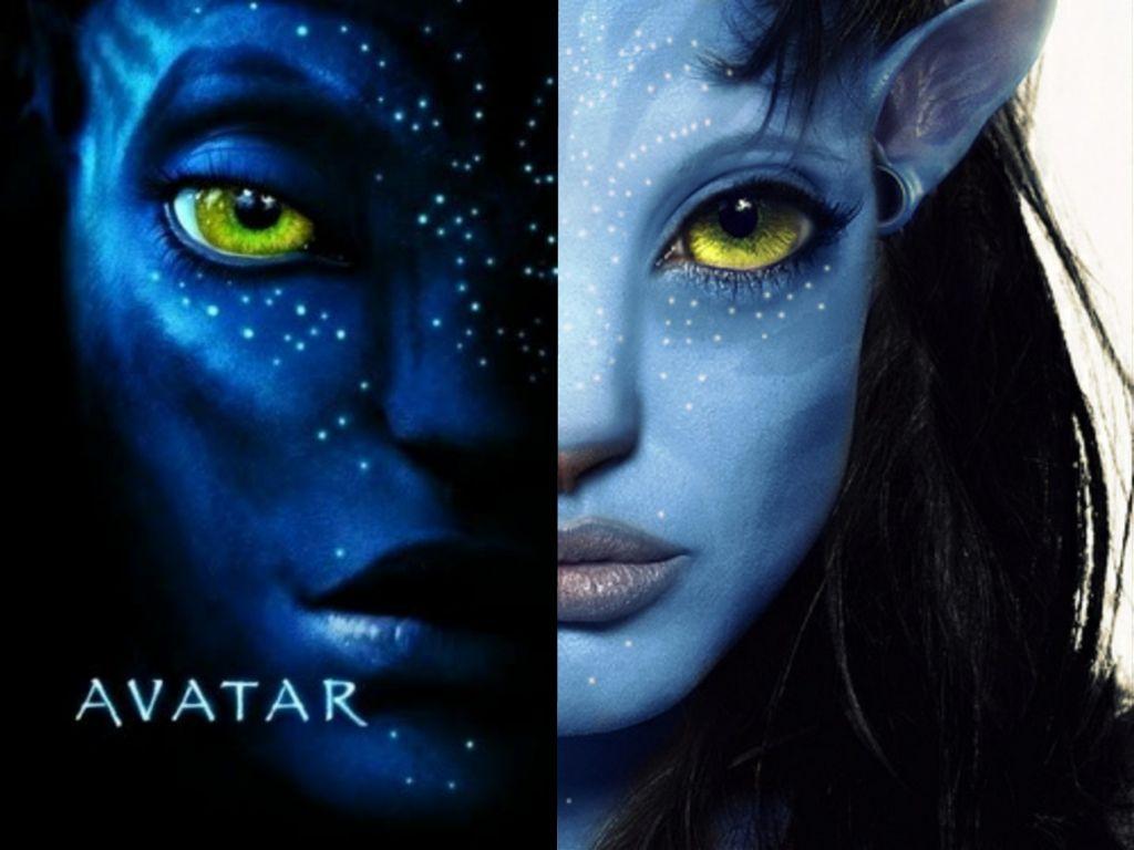 Avatar Jakesully Sam Worthington Neytiri Zoe Saldana