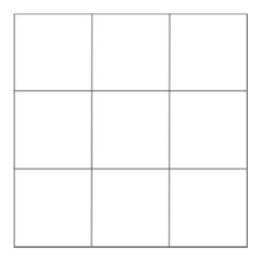 freetoedit edit grid raster 3x3grid