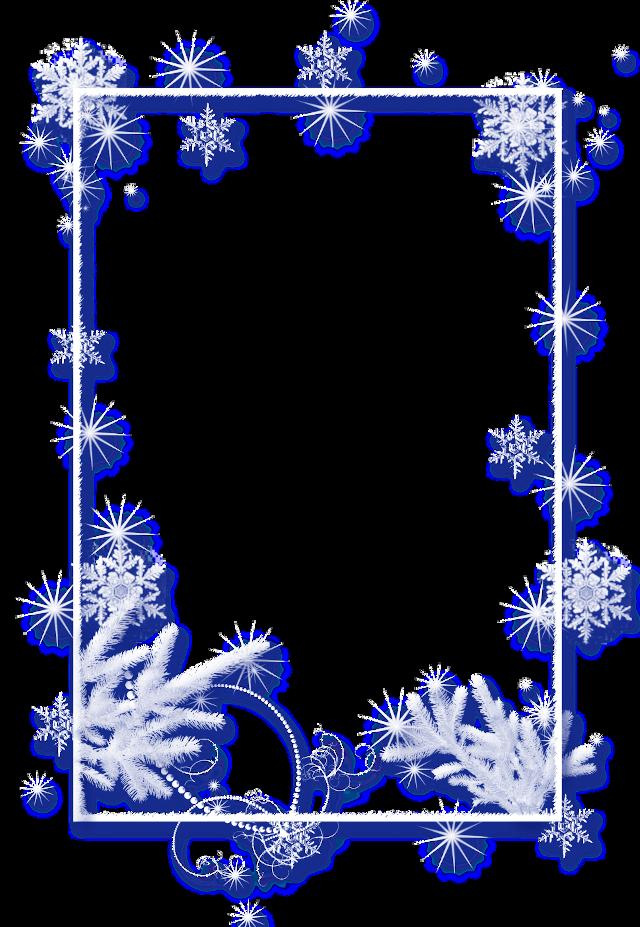 #ftestickers #christmas #frame #snowflakes #ice #transparent #luminous